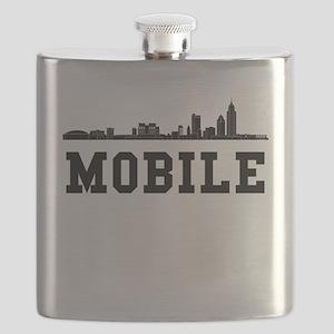 Mobile AL Skyline Flask