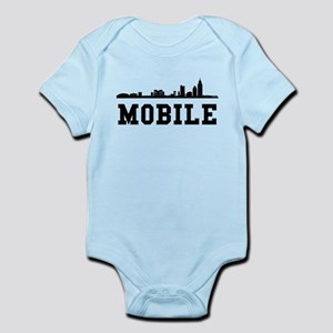 Mobile AL Skyline Body Suit