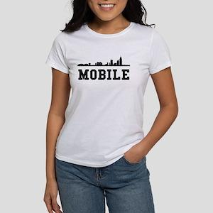 Mobile AL Skyline T-Shirt
