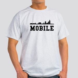 Mobile AL Skyline T-Shirt