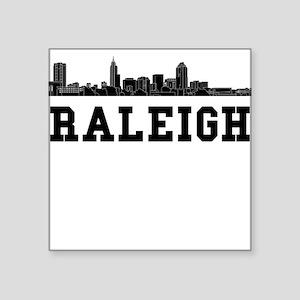 Raleigh NC Skyline Sticker