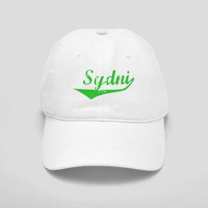 Sydni Vintage (Green) Cap