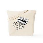 Mixtape Symbol Tote Bag