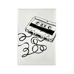 Mixtape Symbol Rectangle Magnet (10 pack)