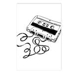 Mixtape Symbol Postcards (Package of 8)