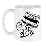 Mixtape Symbol Mug