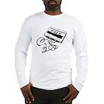 Mixtape Symbol Long Sleeve T-Shirt