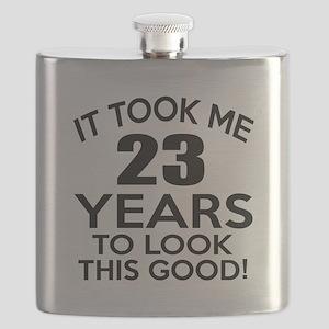 It Took Me 23 Years Flask