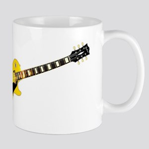 New Mexico State Flag Guitar Mugs