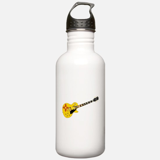 New Mexico State Flag Water Bottle