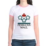 Penn Can Mall Jr. Ringer T-Shirt