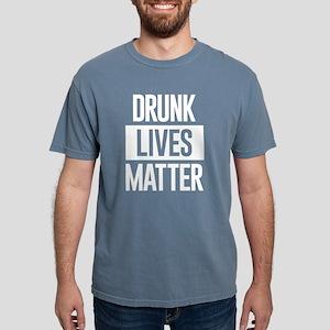Drunk Lives Matter Mens Comfort Colors Shirt
