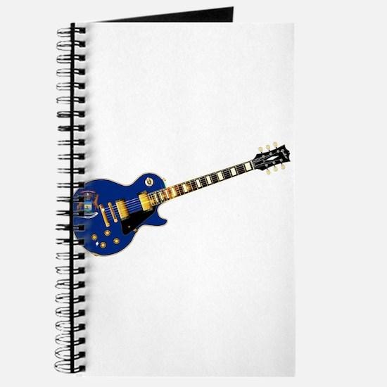 Michigan State Flag Guitar Journal