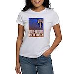 The Berlin to Frankfurt Duty Women's T-Shirt