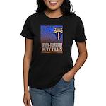 The Berlin to Frankfurt Duty Women's Dark T-Shirt