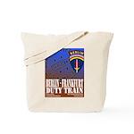 The Berlin to Frankfurt Duty Tote Bag