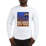 The Berlin to Frankfurt Duty Long Sleeve T-Shirt