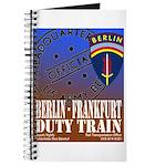 The Berlin to Frankfurt Duty Journal