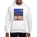 The Berlin to Frankfurt Duty Hooded Sweatshirt