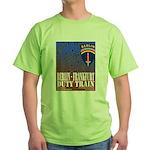 The Berlin to Frankfurt Duty Green T-Shirt