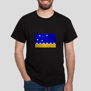 Magallanes Chile Flag Dark T-Shirt