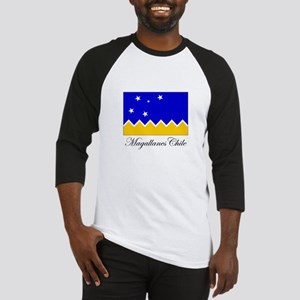 Magallanes Chile - Flag Baseball Jersey