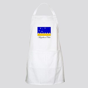 Magallanes Chile - Flag BBQ Apron
