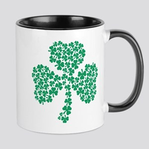 Shamrock of Shamrocks 11 oz Ceramic Mug