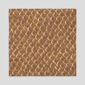 Snake Skin Pattern Queen Duvet