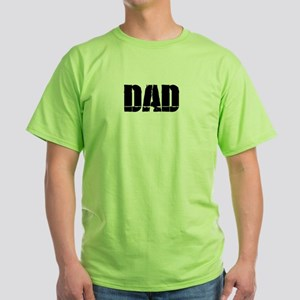 DAD Green T-Shirt