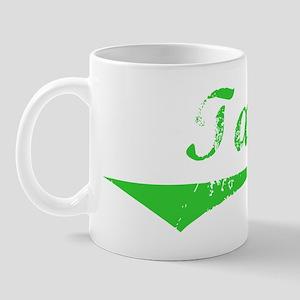 Tate Vintage (Green) Mug