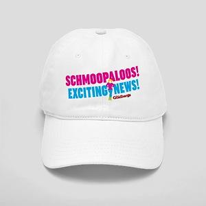 Schmoopaloos Exciting News Baseball Cap