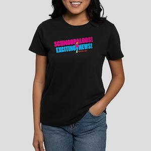 Schmoopaloos Exciting News T-Shirt
