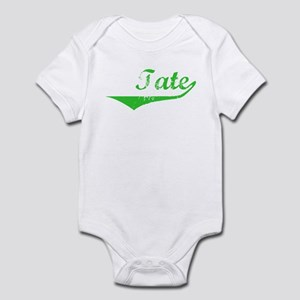 Tate Vintage (Green) Infant Bodysuit