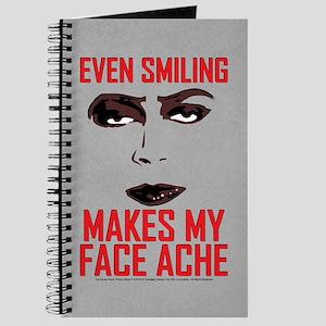 Rocky Horror Face Ache Journal