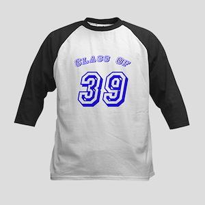 Class Of 39 Kids Baseball Jersey