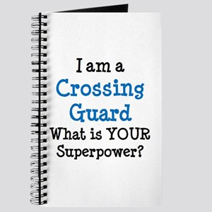 crossing guard Journal