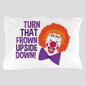 Frown Updide Down Pillow Case