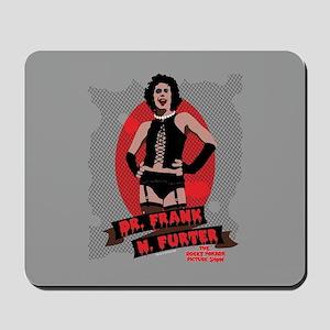 Rocky Horror Dr Frank-N-Furter Mousepad
