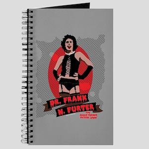 Rocky Horror Dr Frank-N-Furter Journal