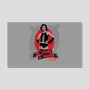 Rocky Horror Dr Frank-N-Furter Car Magnet 20 x 12