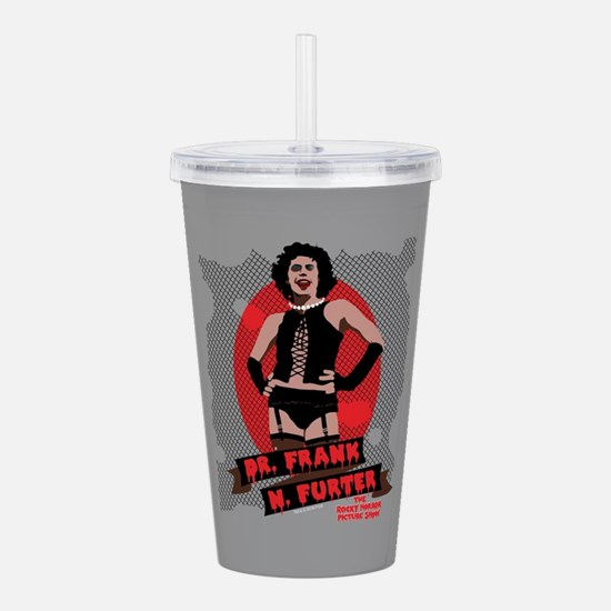 Rocky Horror Dr Frank- Acrylic Double-wall Tumbler