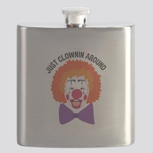 Clownin Around Flask