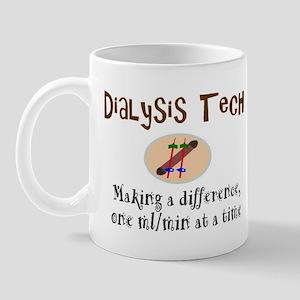 Dialysis Tech Mugs
