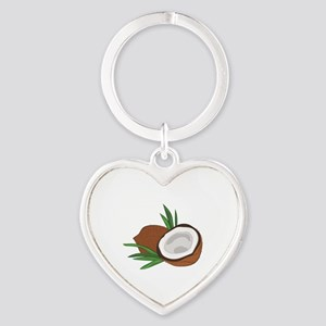 Coconut Keychains