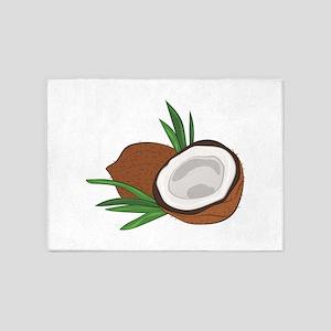 Coconut 5'x7'Area Rug