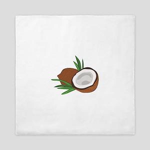 Coconut Queen Duvet