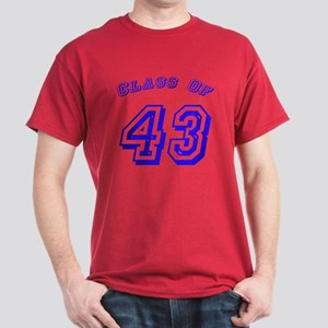 Class Of 43 Dark T-Shirt