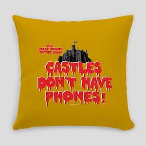 Rocky Horror Castles Everyday Pillow
