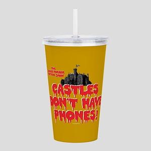 Rocky Horror Castles Acrylic Double-wall Tumbler
